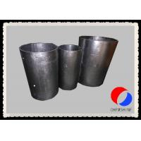 Buy cheap PAN Based Rigid Graphite Felt Cylinder Painting Surface in Many Areas Using from wholesalers
