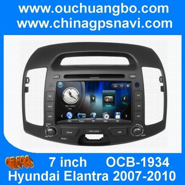 Hyundai Elantra 2007 For Sale: Ouchuangbo Car DVD Stereo Radio Hyundai Elantra 2007-2010