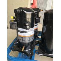 Buy cheap Up To -45 Degree Refrigeration Copeland Scroll Compressor ZF06KQE - TFD - 551 Color Black product