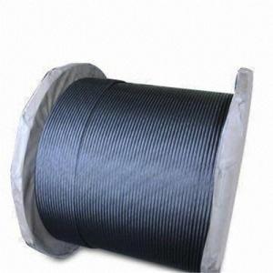 Buy cheap Гальванизированные веревочки стального провода для нефтяной скважины сверля, крана, универсальных, различных размеров доступных product
