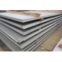 Buy cheap 430 Stainless Steel Sheet / Magnetic Hot Rolled Steel Plate For Chemical Industry product