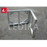 Buy cheap Screw Truss Hinge Section Truss Accessories For Lighting Stage Frame product