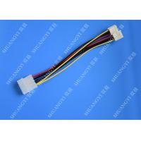 Buy cheap Hard Drive HDD SSD Cable Harness Assembly , Molex to Dual SATA Power Splitter from wholesalers