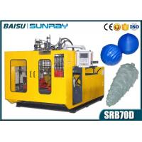 Buy cheap HIPS Decration Christmas Ball Automatic Blow Molding Machine 1200BPH Capacity product