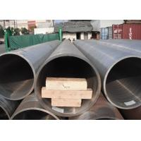 Buy cheap Seamless Hot Rolled Steel Pipe , Carbon Steel Pipe Wall Thickness 18'' 457mm OD product