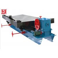 Buy cheap Gold Ore Dressing Equipment Vibration Shaker Table High Separating Efficiency product