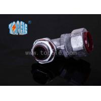 Buy cheap Insulated Flexible Conduit And Fittings Liquid Tight Flex Conduit Connector product