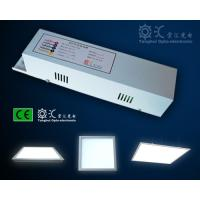 Buy cheap Aluminum alloy 595 x 595mm 40W square Emergency LED Panel Light IP44 100lm / w product