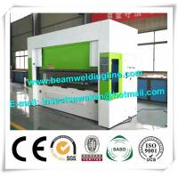 Buy cheap Hydraulic CNC Press Brake And Shearing Machine For Steel Plate product