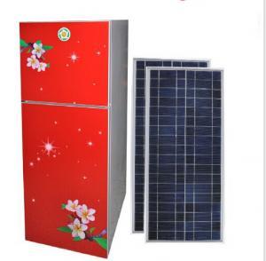Buy cheap Refrigerador solar de alta qualidade da Dobro-porta do refrigerador 138L 24hrs quemantém-se e que congela-se product