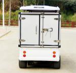 Buy cheap Подгонянная тележка гольфа электрического автомобиля 48В, 4 электротранспорта малой скорости пассажира product