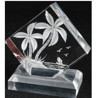 Buy cheap Customized models acrylic trophy design wholesale price product