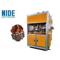 Buy cheap Fully Auto 4 Stations Induction Motor Winding Machine 15Kw Power High Accuracy product