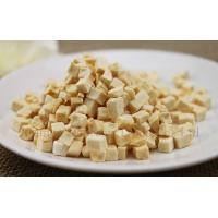 Quality Bulk Freeze Dried Papaya Dices Yellow Cubes for chocolate bar for sale