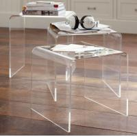 Buy cheap Acrylic Nesting Table product