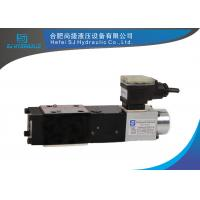 Buy cheap Durable Hydraulic Proportional Valve Pilot Operated With Integral / Remote Pressure Transducer product