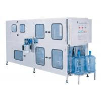 Buy cheap 200BPH 5gallon Bottled Water Bottling Line Interior And Exterior Washing Available product