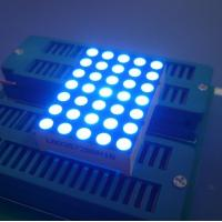 Buy cheap 1.26 inch LED Dot Matrix Display Elevator Position Indicator product