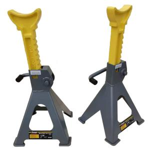 Buy cheap 3000 Kg Screw Adjustable Axle Stands product