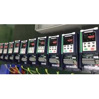 Buy cheap IP20 Frequency Drive For Three Phase Motor / Low Current Variable Frequency Drive product
