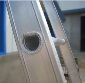 Buy cheap Лестница шага ремонтины 18 шагов прямая, промышленная безопасность лестницы платформы product