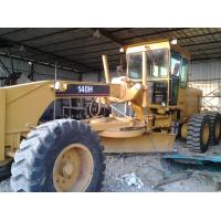 China Used Caterpillar 140H Grader For Sale,Used CAT 140H Motor Grader on sale