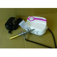 Buy cheap Oil Free 5 Speed Professional Airbrush Tanning Kit for Airbrush Tanning and Tattoo, 19 PSI product