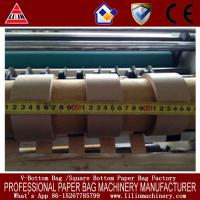 China Full Automatically Vertical Slitting Rewinder Machine For paper film rolls on sale