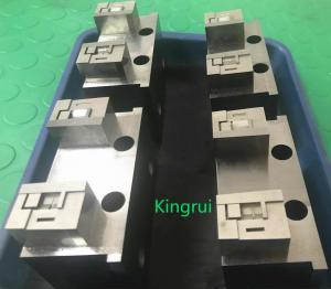 Buy cheap EDM Accuracy 0.002mm SKD61 CNC Machined Components product