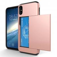 Buy cheap Iphone X wallet leather case, protective case for Iphone X, wallet leather case for Iphone X, Iphone X case from wholesalers