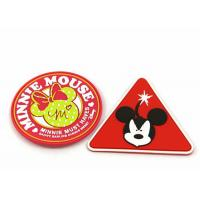 Buy cheap Embossed Logo Colored Custom Clothing Patches Rubber Badge Garment Accessories product