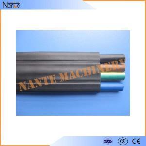 Buy cheap Cabo elétrico liso isolado IEC60332-1/EN 50265-2-1 da grua de cobre do condutor product