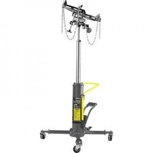 Buy cheap 1Ton heavy duty high lift double ram Telescoping gear box  transmission Jack product
