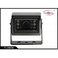 Buy cheap High Resolution Bus Rear View Camera CMOS PC7070 550TVL With Low Consumption product
