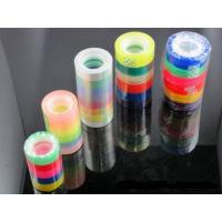 Quality Single Side Stationery Office BOPP Tape Adhesive Tapes for sale