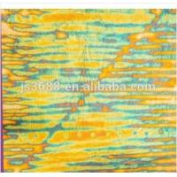 Buy cheap Italy variegated leaf Color Foil14*14 CM with soft temper for Glass Decorative film (JSC-21) product