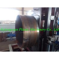 Buy cheap KFY pe hdpe drain drainage sewage pipe tube bell and spigot extrusion production line product