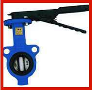 China Quick Switch High Temperature Butterfly Valve / Flanged Butterfly Valve on sale