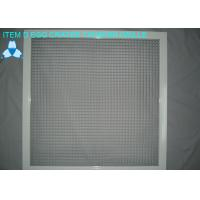 Buy cheap Construction Building Return Air Louver Water Resistant For Air Conditioner product