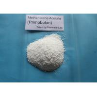 Buy cheap Primobolan Anabolic Androgenic Cutting Cycle Steroids Methenolone Acetate Safe Steroids product