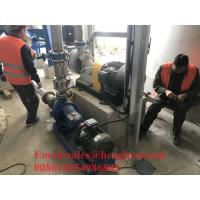China Prime quality Double Disc Refiner  for Paper Pulping machine on sale