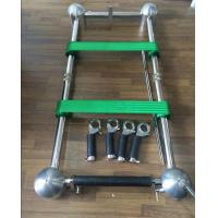 Buy cheap Durable Funeral Equipment Stainless Steel Lowering Device 240 Cm * 97 Cm from wholesalers