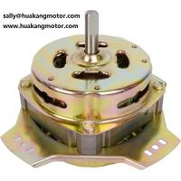 Buy cheap Single Phase AC Electric Wash Motor for Household HK-118T product