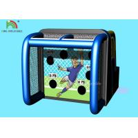 Buy cheap 6*4m Inflatable Sports Games Basketball Shooting Playing Center 14 Months Warranty product