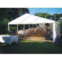 Buy cheap Garden Grass PVC Event Tent White Curtain ABS Hard Wall For Party Activities from wholesalers