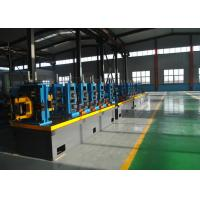 China 0.5-2inch High Speed High Precision Automatic ERW Pipe Mill Line on sale