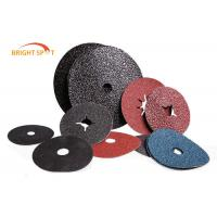 Buy cheap Durable Aluminium Oxide Circular Sanding Discs For Grinding Wood / Metal / Glass product