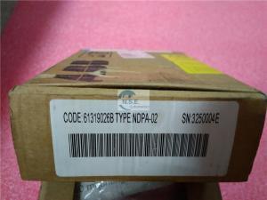 Buy cheap ABB NDPA-02 PCMCIA-card DDCS communication kit ABB NDPA-02 Large Inventory product