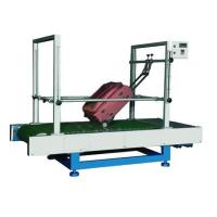 Buy cheap Strong Quality Suitcase Luggage Trolley bag Wheel tester machine in Production Line product