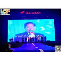 China 3 in 1 PH2.8 Indoor LED Screens 1R1G1B LED Display Panel on sale